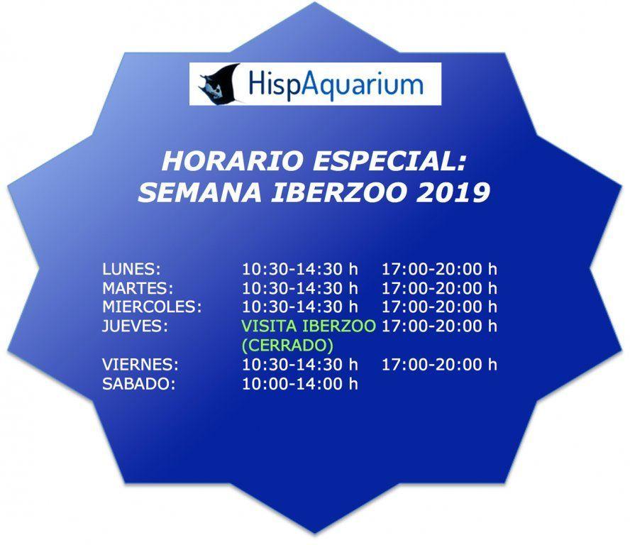 HORARIO ESPECIAL SEMANA IBERZOO 2019.JPG